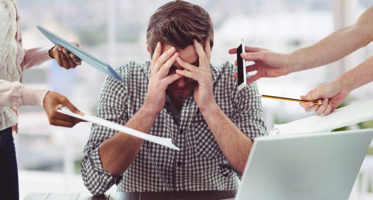 El estrés: influyente en los problemas de fertilidad masculina