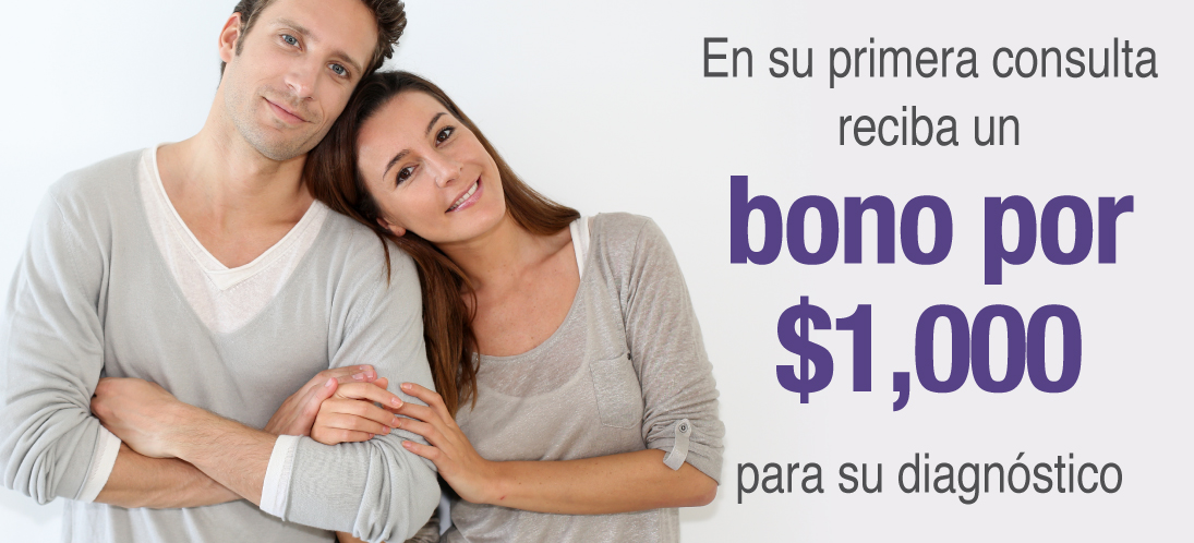 ¡Un bono de $1,000 MXN de regalo!